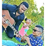 See the recent photos of the blind boy Singer, Flavour Adopted 3 years ago (Photos)