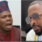 Leaked!!! See what Mr Macaroni did to Tunde Ednut on his birthday that leaves many in shock