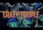 VIDEO: Darkovibes - Crazy People