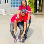 Nollywood Actor Junior Pope celebrates his wife on her birthday, Reveals how they met on Facebook (Photos)