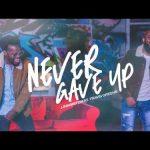 JJ Hairston Ft. Travis Greene – Never Gave Up (Audio / Video)