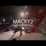 Macky2 – Move (Freestyle)