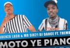 Madenza Lash, Mr Six21 DJ Dance - Imoto ye Piano Ft. Thembi