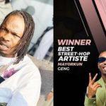 CDQ calls out Headies Award for awarding Mayorkun 'Best Street-Hop Artiste' instead of Naira Marley