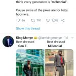 """All you need to know about the """"Millennial Vs Gen Z"""" clash on twitter"""
