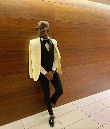 Chike Headies awards outfit