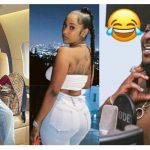 LEAKED!!! How Davido and Mya Yafai hooked up and spent time together in Ghana (Screenshots)