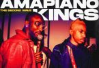 DJ Consequence, MC Fish - Amapiano Kings The Second Wave Mixtape