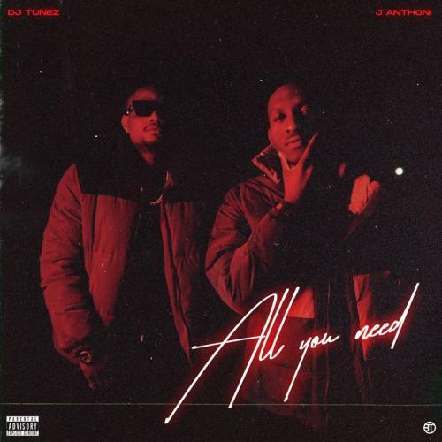 [EP] DJ Tunez & J. Anthoni - All You Need