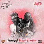 Jupitar – Feelings Ft. Yaa Pono, Tinny