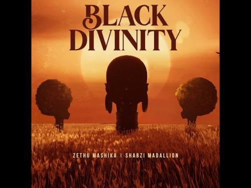 Shabzi Madallion - Black Divinity (Prod. by Zethu Mashika)