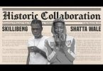 Shatta Wale - Blow Up Ft. Skillibeng, Gold Up