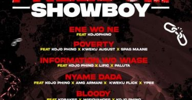 Showboy - Ene Wo Ne Ft. Kojo Phino