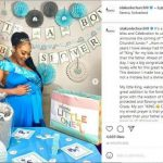 Actress, Rosy Meurer Welcomes First Child With Husband, Olakunle Churchill
