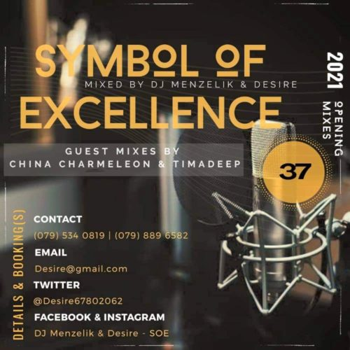 China Charmeleon - SOE Mix 37 (Symbol Of Excellence Guest Mix)