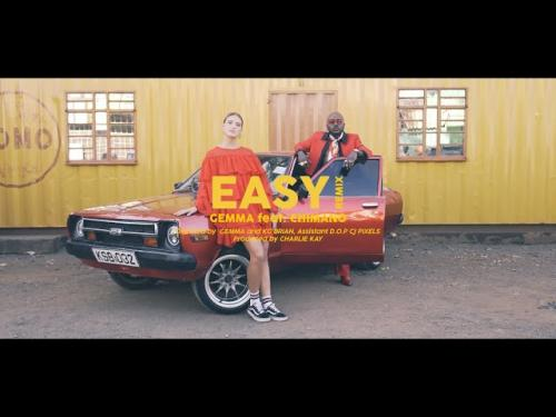Gemma Griffiths Ft. Chimano - Easy (Remix)