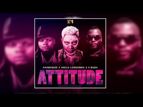 Harmonize Ft. Awilo Longomba, H baba - Attitude