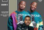 Major League & Musa Keys - Amapiano Live Balcony Mix Africa B2B (S2 EP 12)