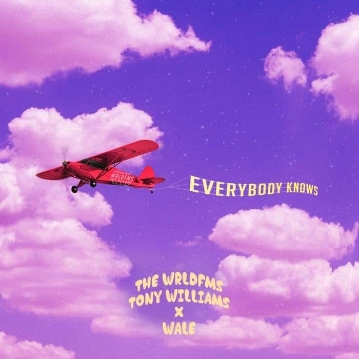 The WRLDFMS Tony Williams - Everybody Knows Feat. Wale