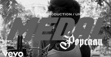 VIDEO: Popcaan - Medal