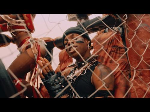 VIDEO: Rema - Bounce