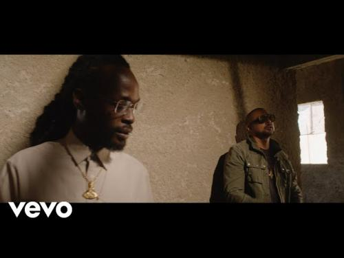 VIDEO: Stonebwoy, Sean Paul, Jesse Royal, Mutabaruka - Guns of Navarone