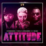 Harmonize Ft. Awilo Longomba, H baba – Attitude