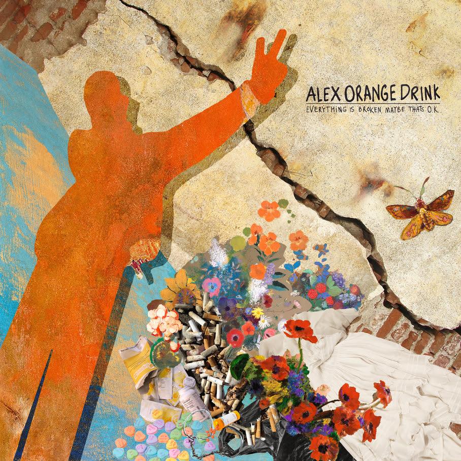 Alex Orange Drink – How High?