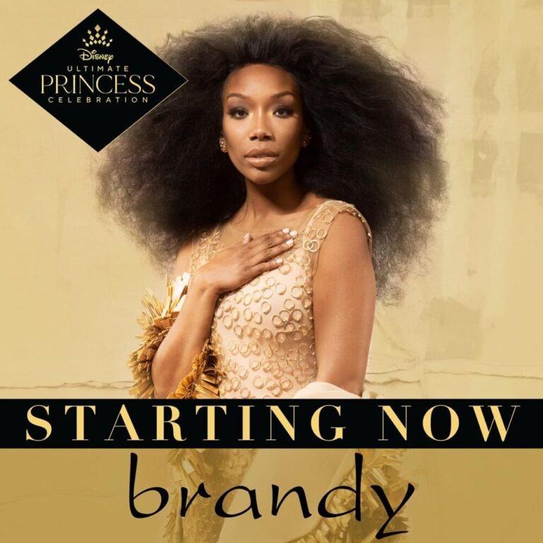 Brandy – Starting Now