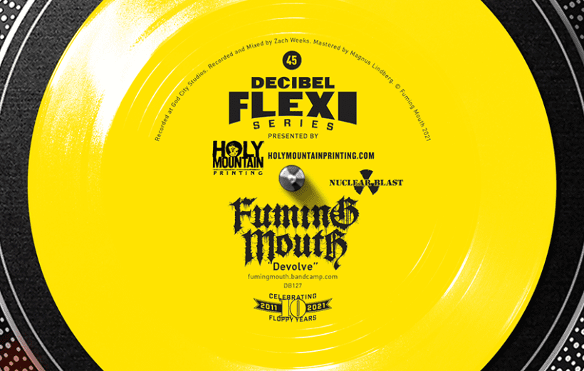 Fuming Mouth – Devolve