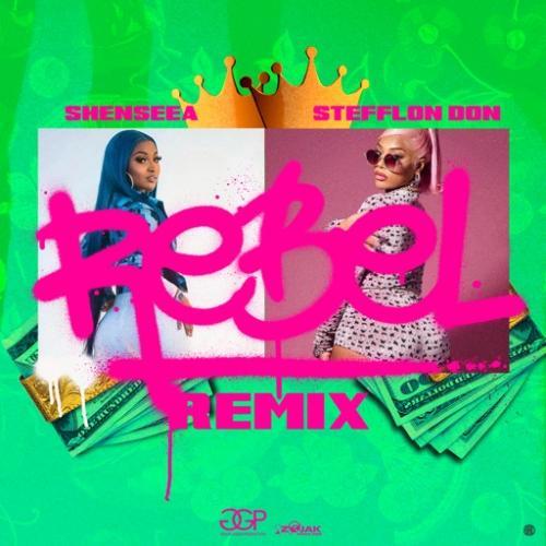 Shenseea - Rebel (Remix) Ft. Stefflon Don