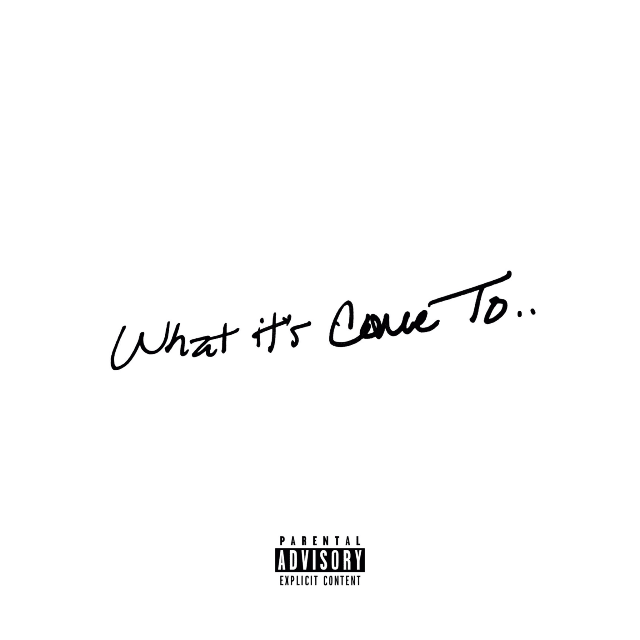 T.I. - What It's Come To