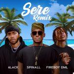 DJ Spinall – Sere (Remix) Ft. Fireboy DML, 6Lack