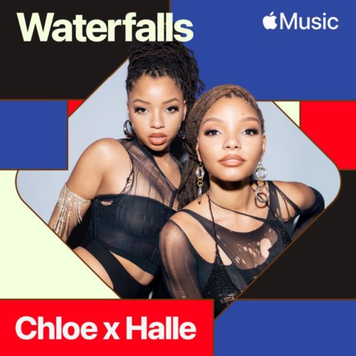 Chloe X Halle - Waterfalls