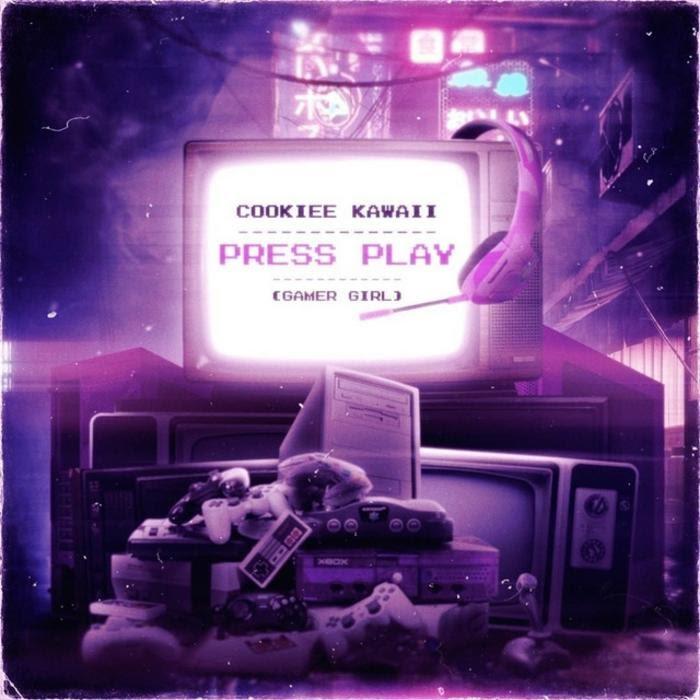 Cookiee Kawaii - Press Play (Gamer Girl)