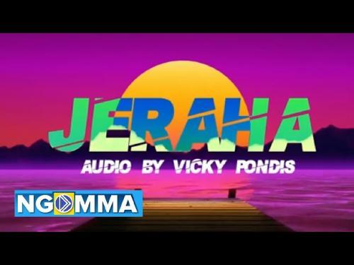 Otile Brown X Jovial - Jeraha