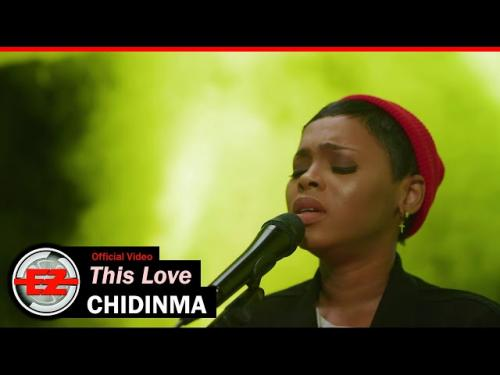 VIDEO: Chidinma - This Love