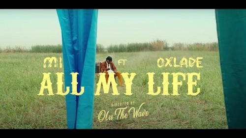 VIDEO: M.I Abaga Ft. Oxlade - All My Life