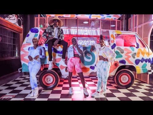 VIDEO: Sauti Sol Ft. Bensoul, Nviiri the Storyteller, Xenia Manasseh, Okello Max, NHP - Rhumba Japani