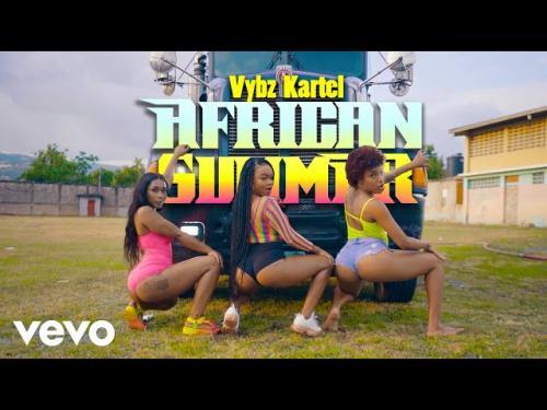 VIDEO: Vybz Kartel - African Summer
