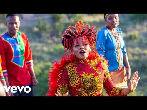 VIDEO: Yemi Alade Ft. Mzansi Youth Choir - Rain