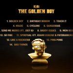 Album: KiDi – The Golden Boy