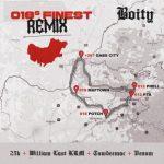 Boity – 018's Finest (Remix) Ft. 25K, William Last KRM, Towdee Mac, Venom