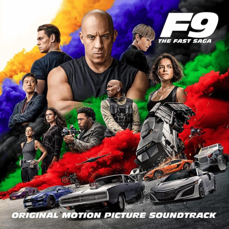Various Artist - Fast & Furious 9 (Original Soundtrack)