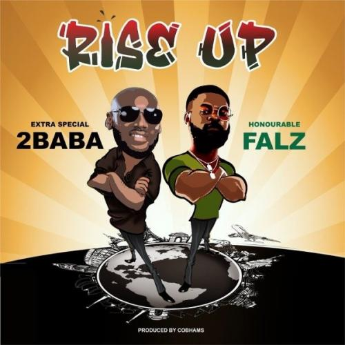 2Baba - Rise Up Ft. Falz