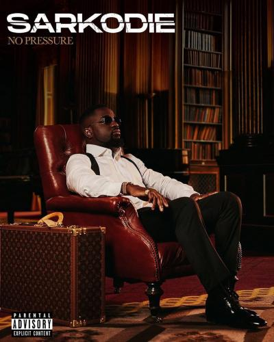 Sarkodie - Ill Be There Ft. MOGmusic