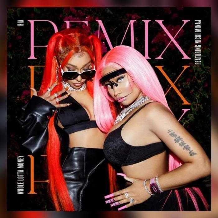 Bia - Whole Lotta Money (Remix) Feat. Nicki Minaj