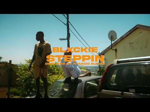 Blxckie Steppin