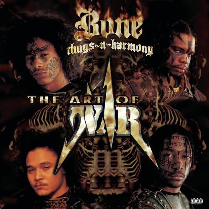 Bone Thugs-N-Harmony -  Wasteland Warriors