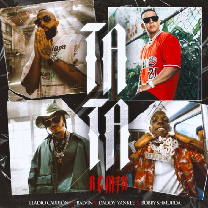 Eladio Carrion & J Balvin -  TATA (Remix) Feat. Bobby Shmurda & Daddy Yankee
